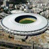 Rio de Janeiro: Pierwszy mecz Maracany wisiał na włosku