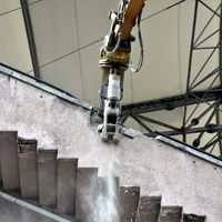 Nowa budowa: Pierwsze kruszenie w Stambule