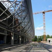 Zabrze: Budowa tydzień po tygodniu (4)