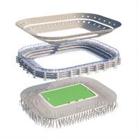 Innowacja: Przenośny stadion o wielu twarzach