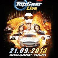 Narodowy: Top Gear Live we wrześniu