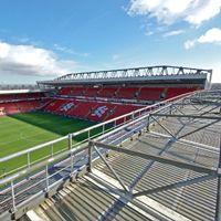 Liverpool: Wykupią teren wokół stadionu jeszcze latem?