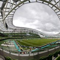 Dublin: UEFA pomaga spłacić Aviva Stadium