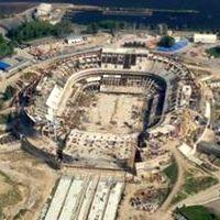 Sankt Petersburg: Stadion gotowy w… 35%