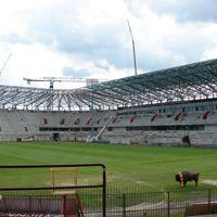 Białystok: Jagiellonia boi się opóźnień, pierwsze mecze na wyjeździe