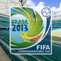 Brazylia: Puchar Konfederacji startuje!