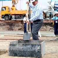 Sofia: Początek budowy na stadionie Lewskiego
