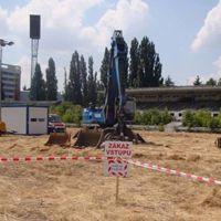 Bratysława: Ruszyła rozbiórka Tehelnego pola