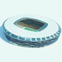 Nowy projekt: Centralnyj Stadion, Jekaterynburg