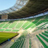 Wrocław: Do niedzieli stadion niedostępny dla zwiedzających