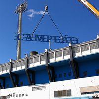Brazylia: Grêmio przenosi pamiątki ze starego stadionu na nowy