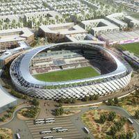Nowy projekt: Hazza Bin Zayed Stadium