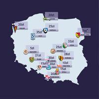 Ekstraklasa: Ile kosztuje pójście na mecz?
