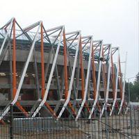 Białystok: Budowa ukończona, pierwsze trybuny zgłoszone przez OHL