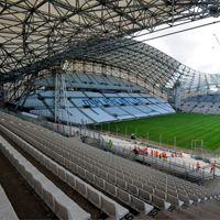 Marsylia: Vélodrome otwarty w całości mimo budowy