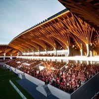 Nowy projekt: Aranycsapat Stadion