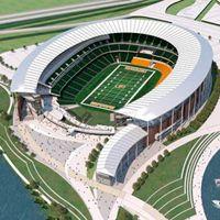 Nowy projekt: Baylor Stadium