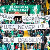 Glasgow: Celtic zawiesza usunięcie ultrasów