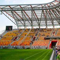 Białystok: Reprezentacja zagości na nowym stadionie?