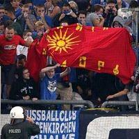 Niemcy: Prowokująca flaga Macedonii