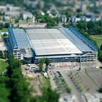 Kraków: Rozsuwany dach nad stadionem Wisły?