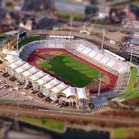 Sheffield: Ostatnia duża impreza Don Valley Stadium