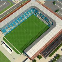 USA: Już rok poślizgu na budowie New Earthquakes Stadium