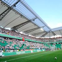 Warszawa: Stadion Legii będzie otwarty, jest kompromis