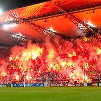 Warszawa: UEFA srogo karze Legię