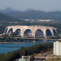 Korea Północna: Gigantyczny stadion ma być zmodernizowany