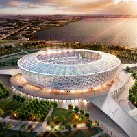 Baku: Olimpijski wyprzedza harmonogram
