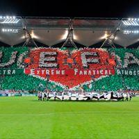 Warszawa: Kibice Legii chcą spłacać kary UEFA