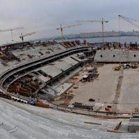 Sankt Petersburg: Będzie kolejna przerwa w budowie