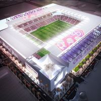Nowy projekt: Orlando City Stadium