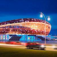Rosja: Stadion w Sarańsku dopiero na 2017?