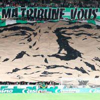 Saint-Etienne: Nowa trybuna południowa otwarta z przytupem