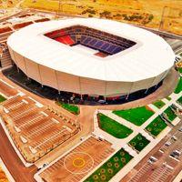 Nowe: Stadion w Mersinie, budowy i projekty z innych miast