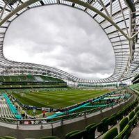 Dublin: Aviva Stadium wciąż na minusie