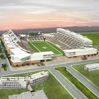 Nowy projekt: CSU Football Stadium