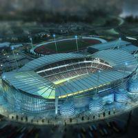 Nowy projekt: Etihad Stadium rośnie