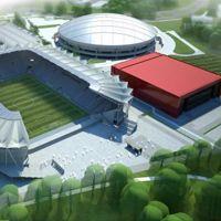 Łódź: Znów fiasko przetargu na centrum sportu, powstanie tylko stadion