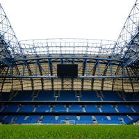 Poznań: Stadion zapełnia się przed Legią