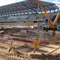 Białystok: Będzie audyt budowanego stadionu