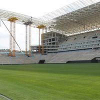 Sao Paulo: Arena Corinthians gotowa w 92%
