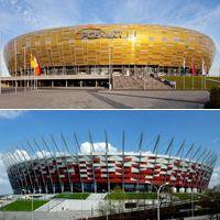 Kolonia: Polskie stadiony wyróżnione w prestiżowym plebiscycie