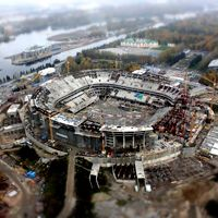 Sankt Petersburg: Stadion gotowy w 45%