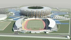 Basrah International Stadium