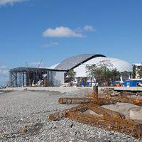 Soczi: Odliczanie do Igrzysk ruszyło, a stadion w budowie
