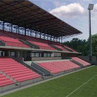 Nowy projekt i budowa: Stadion Borca