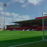 Manchester: Ruszają prace nad nowym stadionem FC United